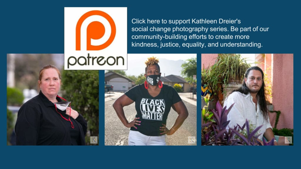 Support Kathleen on Patreon