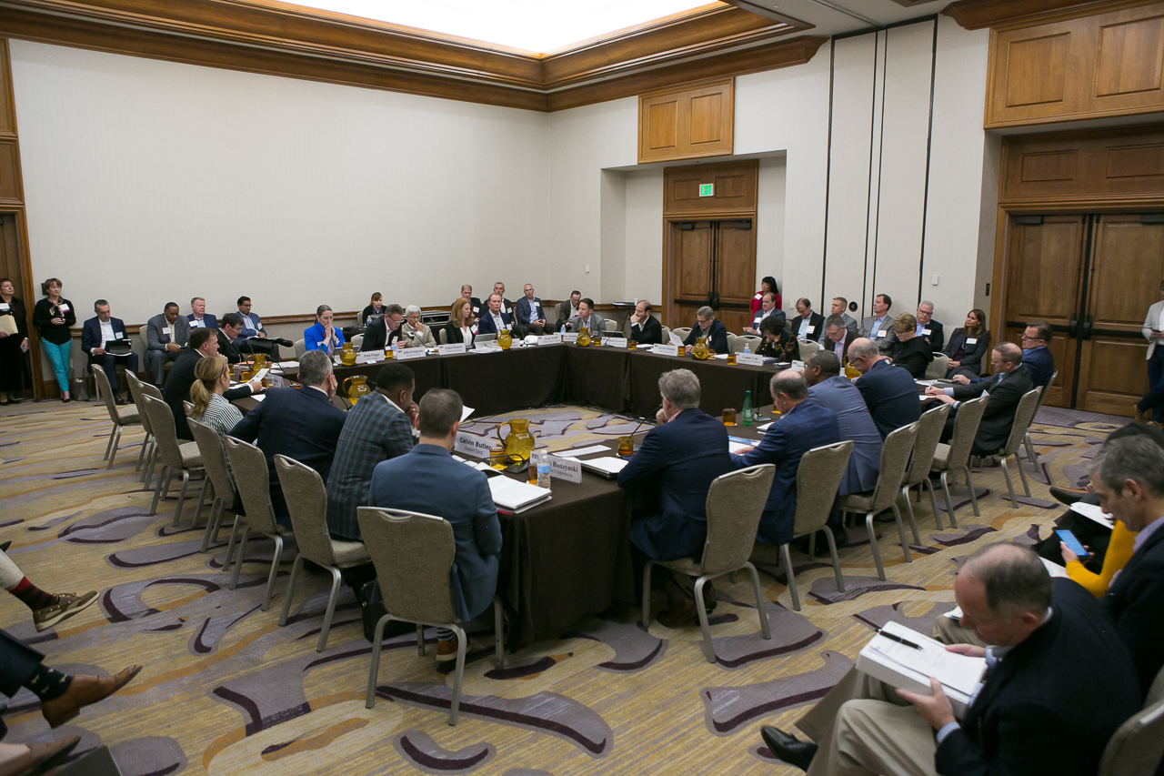01/07-09/2020 EEI (Edison Electric Institute) Board of Directors & Chief Executives Meeting at JW Marriott Starr Pass Resort, Tucson, Arizona.