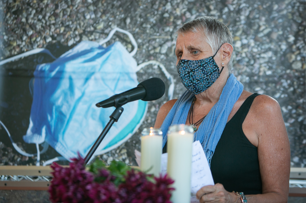 10/11/2020 HCW Hosted Memorial for Health Care Workers Lost to Covid-19