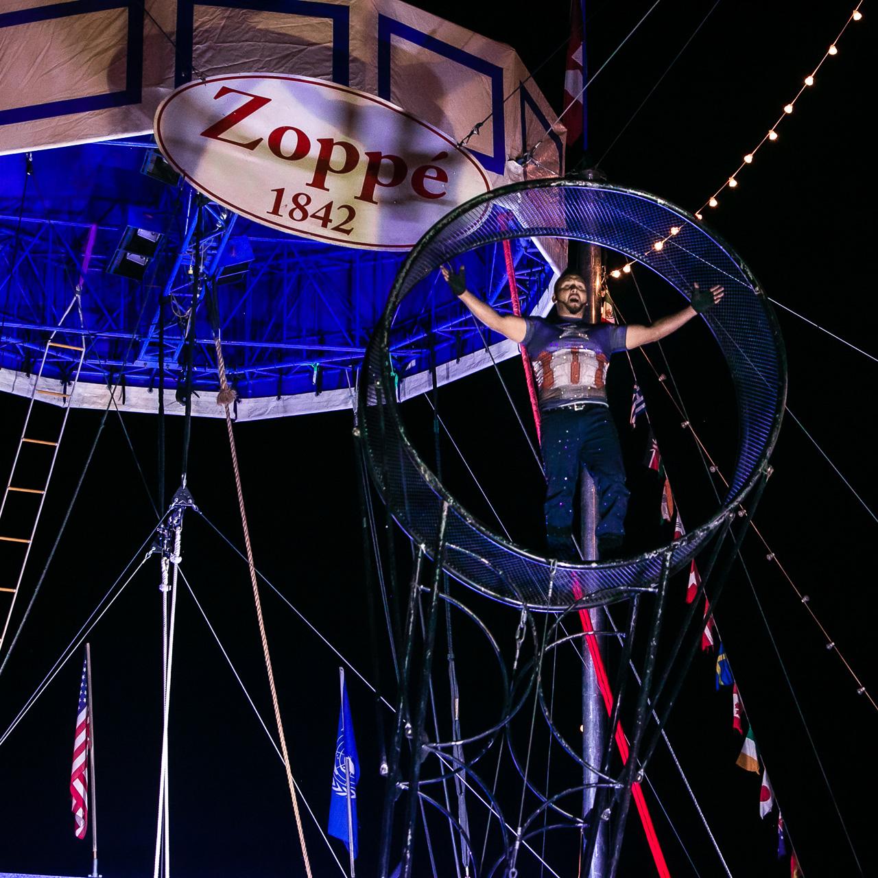 Zoppe Italian Family Circus!