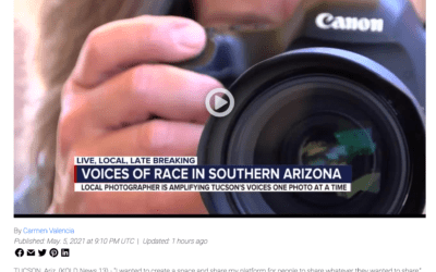 Voices of Race featured on KOLD News 13